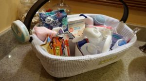 The Journeys of the Traveling Baby Basket