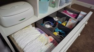 Don't Be Changin The Changing Table (Changing Table Organization)