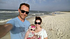 Baby Beach Vacation (Tips on Traveling to the Beach with a baby)