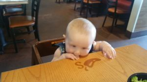 Eating Out With Baby Survival Guide